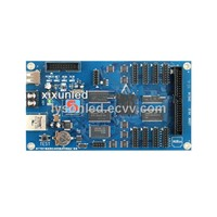 C10 Xixun Full Color Asynchronization LED Control Card With 500MB