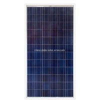 CE ISO High efficiency 300w poly solar panel made in china