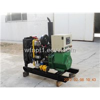 CE approved 10-500KW gas generator