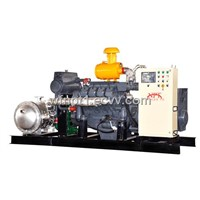 CE approved 200KW LPG biomass biogas generator