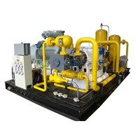 CNG Station Compressor - D Type Energy-saving