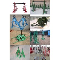 Cable Jack,Cable Drum Jack,Cable Jack,Hydraulic Cable Jack Set