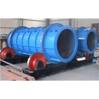 Cement Tube Making Equipment of Centrifugal type