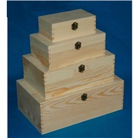 Cheapest Natural Plain Wood Boxes for DIY