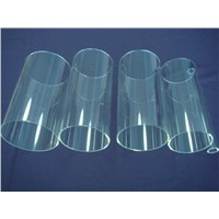 Clear high borosilicate glass tube 3.3 COE manufacturer