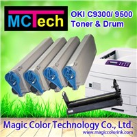 Color Copier Laser Cartridge for OKI C9300 C9500