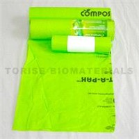 Compost Bags on Roll