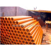 Concrete Pump 3000/6000mm ST52 Pipe