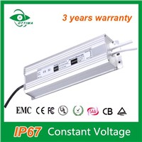 Constant Voltage Output 12vdc 100w LED Strip Power Supply