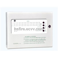 Conventional Fire Alarm Control Panel with 8 Zones