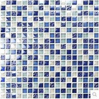 DGS037 Glass Mosaic with Multicolor GLASS