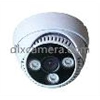 DLX-DID series indoor 3arrays IR dome camera