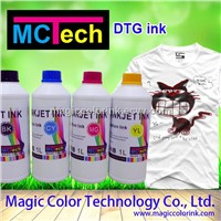 DTG ink Direct to garment ink for Epson 4 or 5 colors
