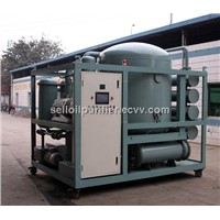 Dielectric oil filtering machine/ Transformer oil purification plant