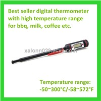 Digital hot floating water thermometer for measure water temperature