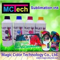 Dye Sublimation ink For Epson large format inkjet printer
