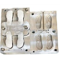EVA  Slipper  mould & EVA  Sandal Mould -shoe mould