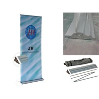 Easy Graphic Change Cassette Roll Up Banner Stand