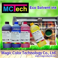 Eco Solvent Ink for Epson printhead