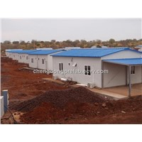 Family Use Prefabricated House