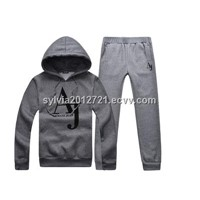 Fashion men's replica sportwear suits branded armani clothing for sale