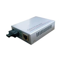 Fiber Media Converter MC-BD-10/100/1000-S40S-E