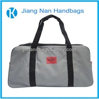 Foldable duffle bag for travel or outdoor using