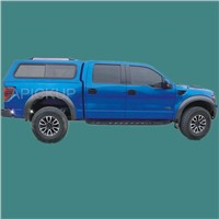 Ford F-150 Pickup Truck Canopy with Roof Rack