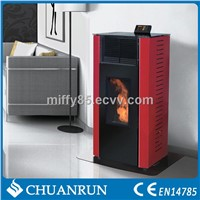 Freestand Wood Pellet Stove / Heater / Fireplace