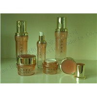 Glass Cosmetic Bottle/Jar/Cream Jar,Lotion Pump