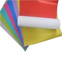 Glitter Papers for Gift Wrapping, Handcrafts and School Activities