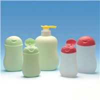 HDPE baby shampoo & bath bottle collection