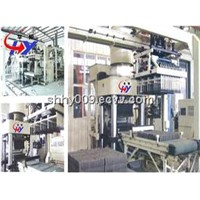 HY cement production line
