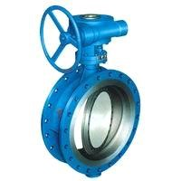 High Performance Electric Operation Flanged Butterfly Valve