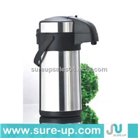 High quality air pressure coffee pot arabian coffee pot stainless steel big coffee pot