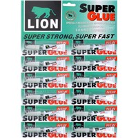 LIONS  BOND  SUPER GLUE
