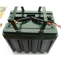 LiFePO4 48V 10AH Battery Packs for electric scooter