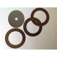 Long Life Span Superthin Superabrasive Metal Bond Diamond Blades for Ceramic Substrate