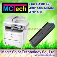 MC Tech - Premium laser toner cartridge OKIdata B410