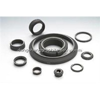 Mechanical seal with graphite products /Flexible graphite gasket