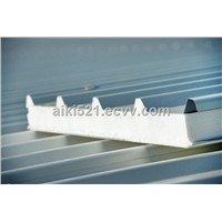 Metal EPS Sandwich Roof Panel and Wall Panel Polystyrene sandwich panel