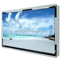 Multi-touch screen LCD monitor