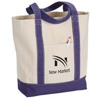 Multifunctional 16OZ cotton tote bag