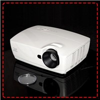 New DLP SVGA Projector 3000 Lumens 190W Lamp For Tender