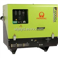 P6000S Silent Power diesel Generator