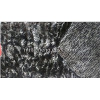 PV fleece plush fabric spray dyeing for blanket and hometextile