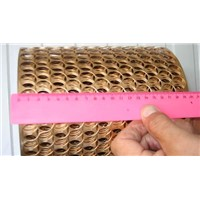 Perforated Copper Sheet