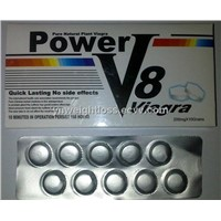 Power V8 Herbal Male Sex Enhancer