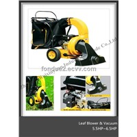Powerful Leaf Blower & Vacuum 5.5HP ~ 6.5HP