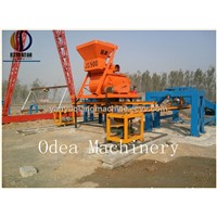 Precast Concrete Pipe Making Machine of Dry Casting